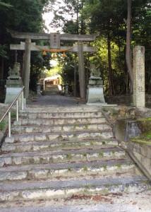 新宮神社。