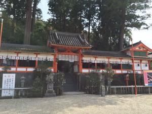 墨坂神社。